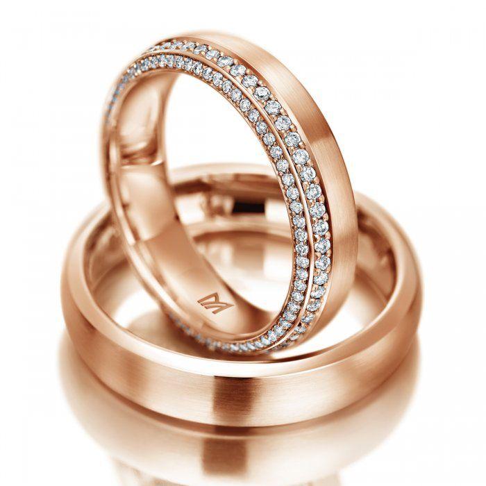 Aliança.noivado.Trauringe Classics 36 Rotgold