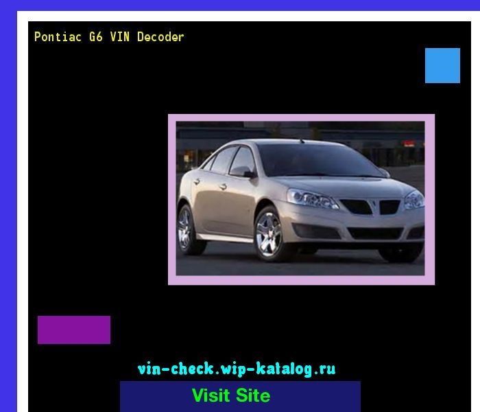 25+ Best Ideas about G6 Car on Pinterest | Car stuff, Car ...