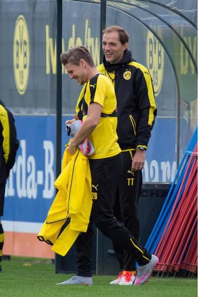 BVB-Training in Brackel am 16. September. Mehr
