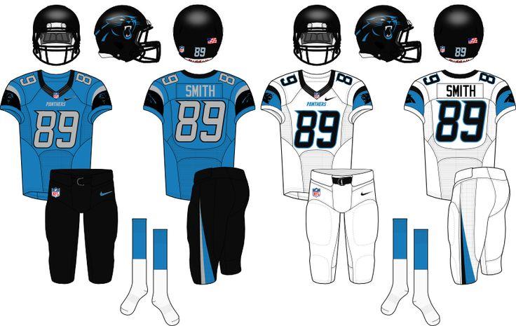 carolina panthers concept logo | ... - Chris Creamer's Sports Logos Community - SportsLogos.Net Forums