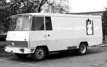 Ikarus 404 '1964–68