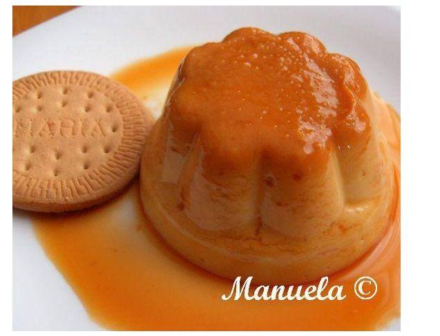 Mini Flans de Bolacha Maria - http://www.sobremesasdeportugal.pt/mini-flans-de-bolacha-maria/