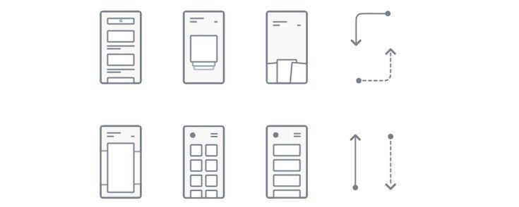Крутейшие мобильные UI, иконки и макеты за октябрь 2015 года | Beloweb.ru