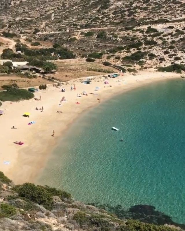 Donoussa island (Δονούσα) Small Cyclades