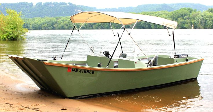 Easy To Build Garvey Wood Boat Plans