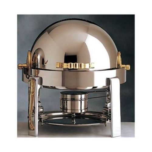 Petite Stainless Steel Chafer with Contemporary Leg by Bon Chef. $510.96. Bon Chef 20014 3-Qt Stainless Chafer, Contemporary. Bon Chef Petite Stainless Steel Chafer with Contemporary Leg, 14 inch Diameter x 15 inch Height -- 1 each.