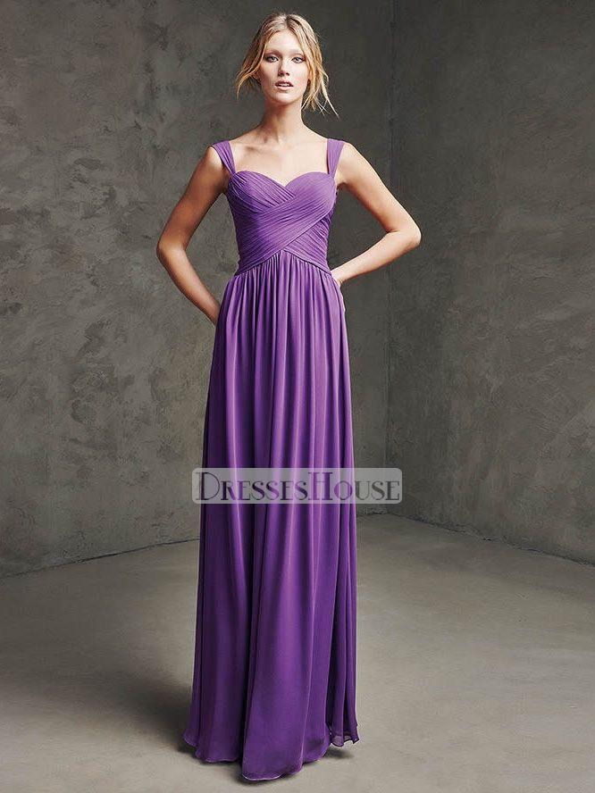 52 mejores imágenes de Vestidos en Pinterest | Damas de honor ...