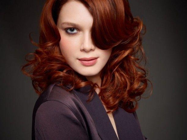 Colores para el pelo, – 60 fotos–, se llevan los cobrizos los tonos chocolate y los rubios venecianos. Con tantos tonos y reflejos, ¿cómo acertar?