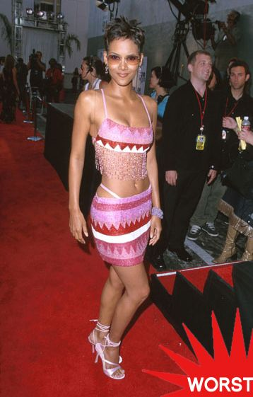 28 of the Worst Red Carpet Disasters of All Time # ...