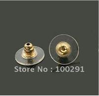Sale5000pcs Zásoby / lot Výrobcovia veľkoobchod šperky príslušenstvo hlavice upchatiu kovové štuple do uší