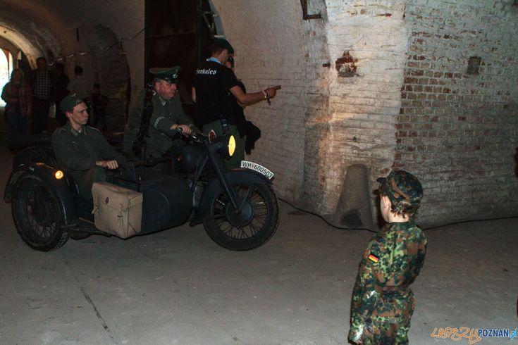 III Dni Twierdzy - Fort VI - Poznań 21.06.2015 r. Foto: lepszyPOZNAN.pl / Paweł Rychter
