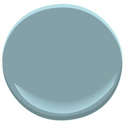 DINING ROOM PAINT Benjamin Moore Jamestown Blue Teal Mid Tone Has Some Yellow Nuances In It Which Generates Warmth Can Work A North Facing Room