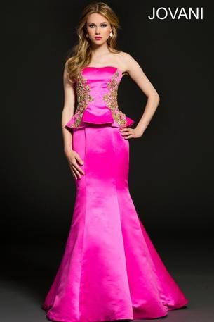 Jovani 20113 in stock! Jan's Boutique carries the largest Jovani collection in store. Click for more information on this fabulous gown.