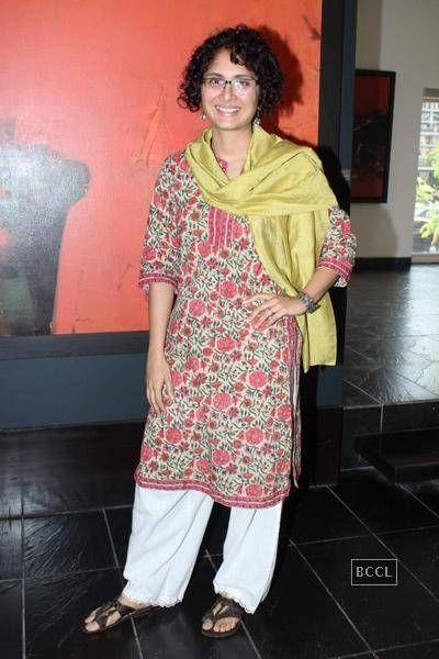 Kiran Rao's climate friendly fashion sense is super inspiring.
