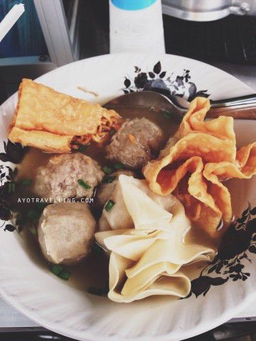 Bakso Malang (Indonesia) from ayotravelling.com
