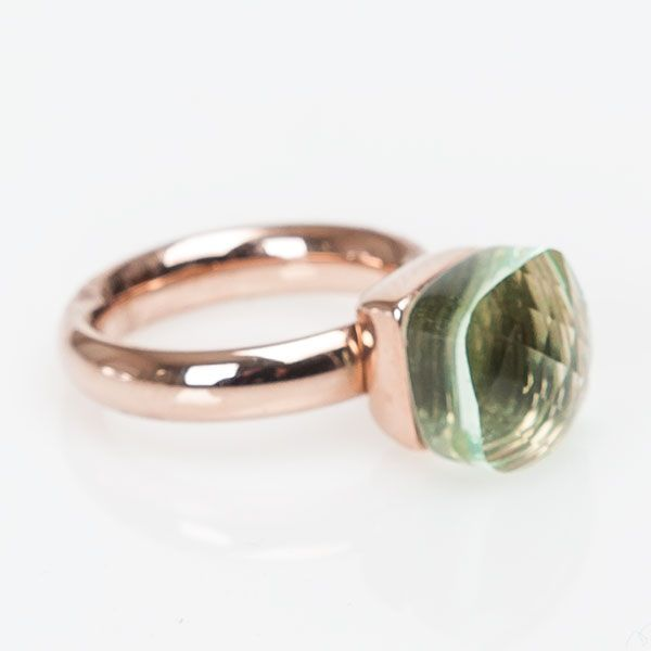 Qudo Ring Firenze Chrysolite