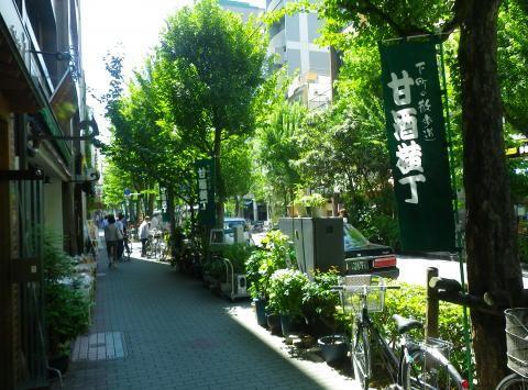 Amazake Alley / Official Tokyo Travel Guide GO TOKYO