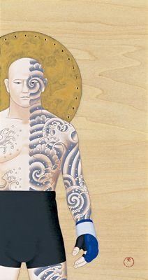 FIGHTING SPIRIT, Tenmyouya Hisashi - 2002
