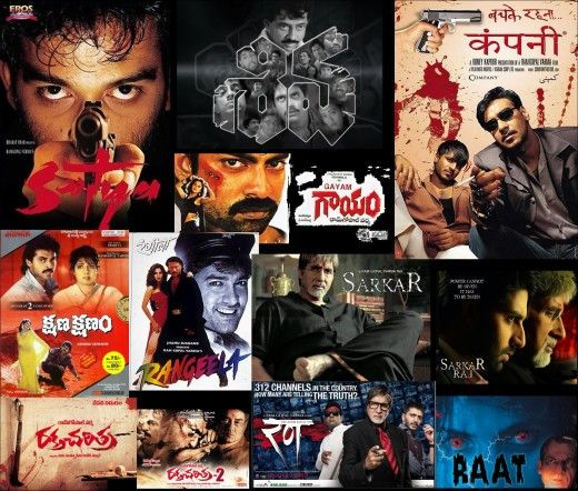 Best works of Ram Gopal Varma