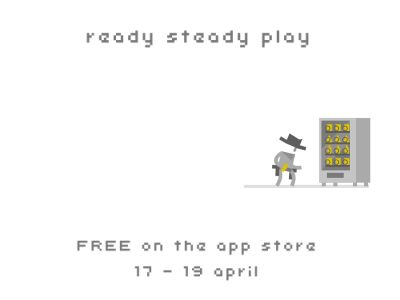 Ready Steady Play goes free! by Animade