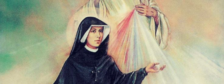 The Divine Mercy devotion has spread throughout the Church since it was given near the beginning of the 20th century to the Polish nun and visionary St. Faustina Kowalska.  The devotion includes many components, including a special image of Jesus to be venerated, a chaplet to be prayed on the bead