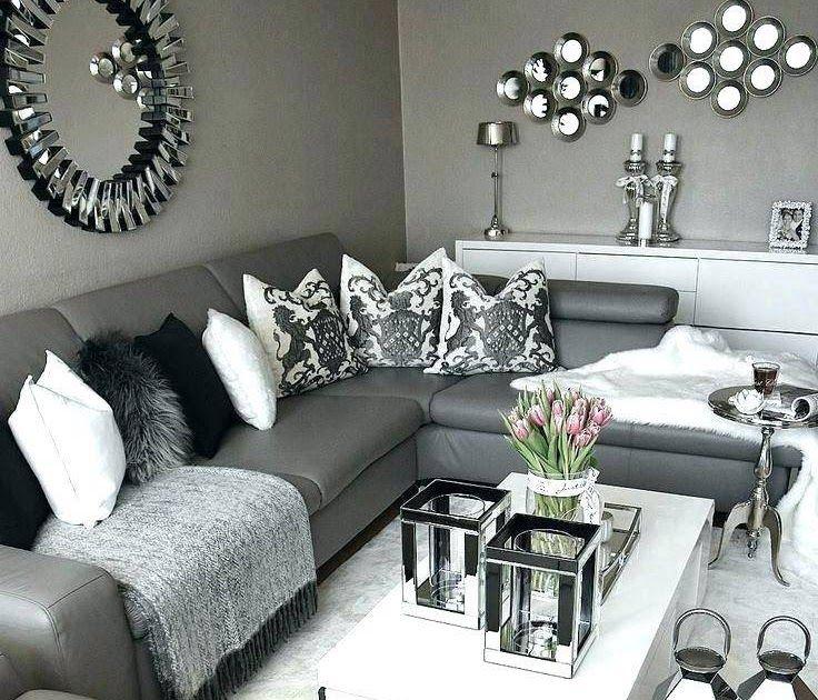Blue Gray And White Living Room Ideas Black Grey Designs Grey And White Living Room Decor Id White Living Room Decor Purple Living Room Living Room Decor Gray