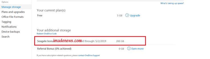 Tutorial Gratis 200GB OneDrive Selama 2 Tahun
