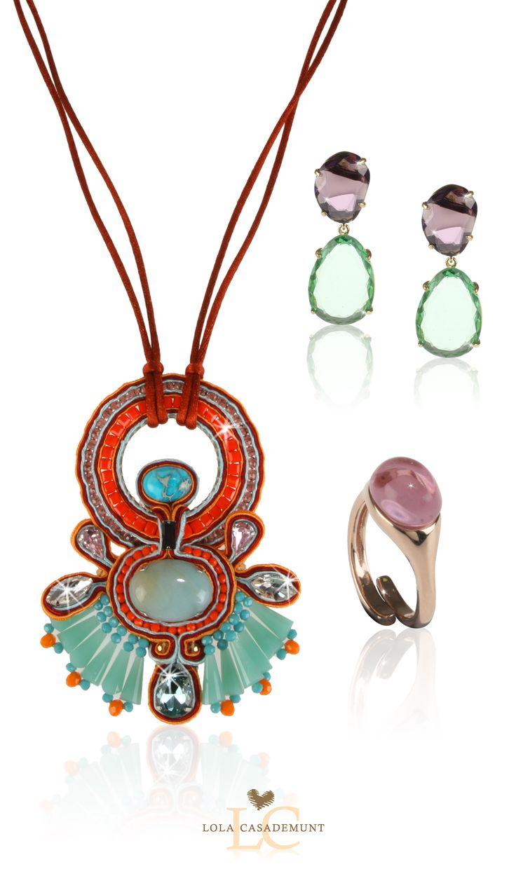 17 best lola casademunt images on pinterest colors boho for Piedras naturales