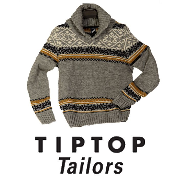 Sweater from Tip Top Tailors #CIMWishList