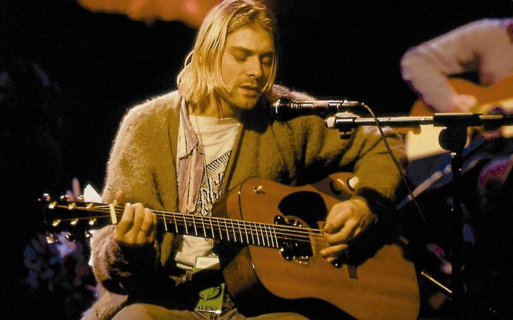 Kurt Cobain High Quality Wallpapers