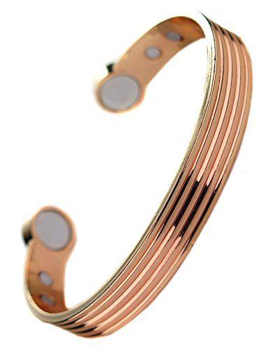 Bracelet magnetique aimante Cuivre 2 aimant 5000g + 4 Aim... https://www.amazon.fr/dp/B01087UX60/ref=cm_sw_r_pi_dp_x_ypNKybYGXJR9T