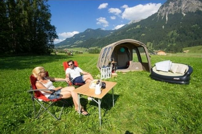 What is the Best 4 Man Tent in 2017 for You and Your Family? - Because camping is also a style