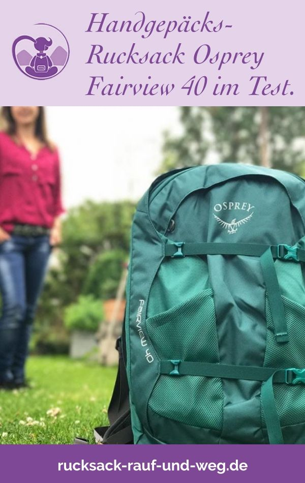 pin auf reiseausstattung handgepäck packen reiserucksack