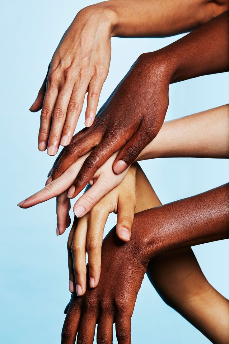 The only things you need to apply Perfecting Skin Tint are your fingers. No offense to brushes