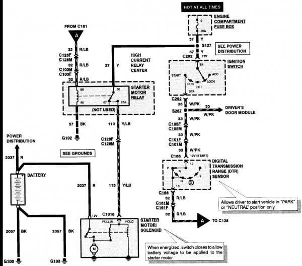 1991 Ford F150 4 9 Vacuum Diagram | Diagram, Ford f150, F150