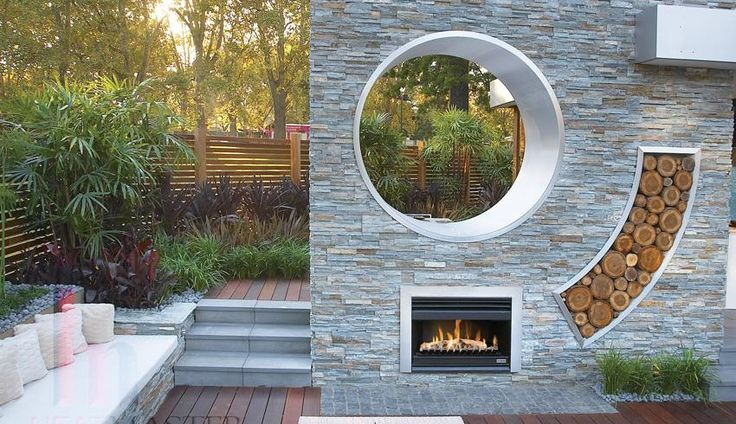 Heatmaster Open Wood Fireplace - Outdoor Entertaining Inspiration with Heatmaster