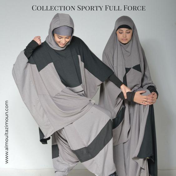 Collection woman muslim sport #sportislam #sportfemmemusulmane #ensemblesportfemme #jilbabsport #abayasport #tuniquesport #muslimsportwoman #moultazimounsport #moultazimoun