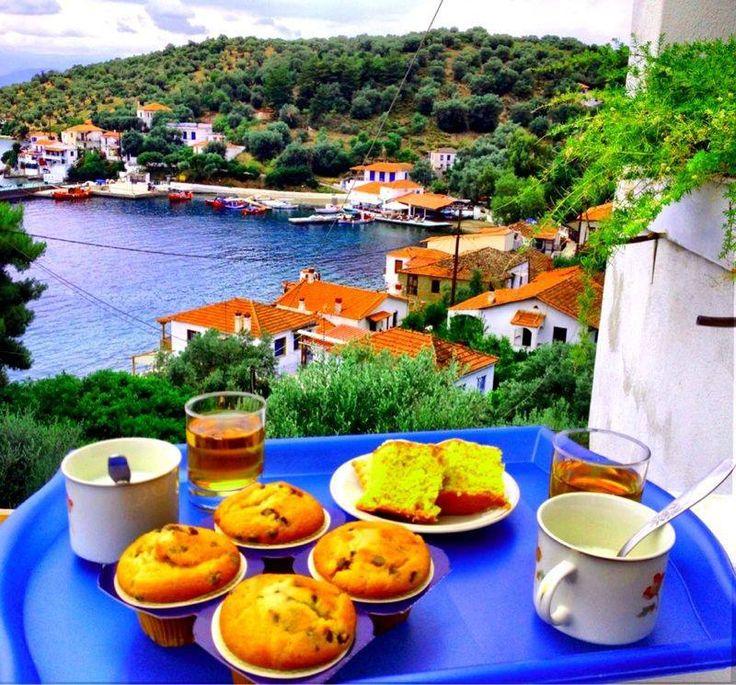 Trikeri Island, Pelion Greece!
