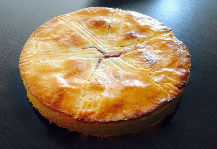 Gâteau Basque - Recette Christophe Felder - Foodie: Your Recipes. Your way.