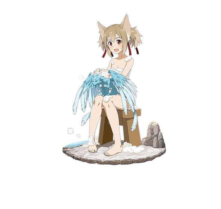 【仲良し洗いっこ】シリカ -コードレジスタの闇 wiki[SAO攻略] - Gamerch