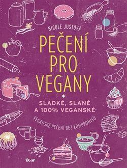 Obálka titulu Pečení pro vegany