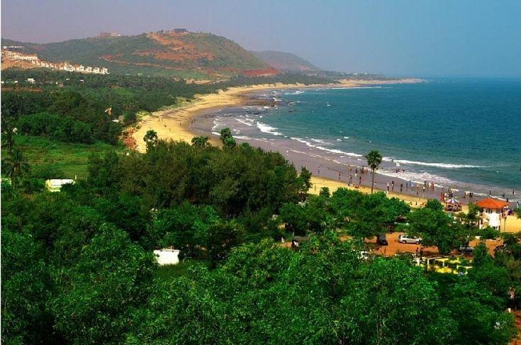 Rishikonda Beach, Visakhapatnam (Andhra Pradesh)