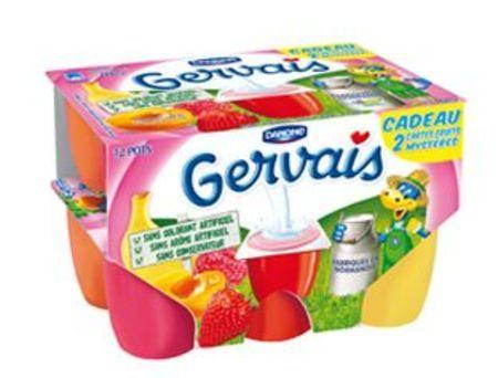 Petit Gervais aux Fruits :     Petit Gervais aux Fruits est un fromage frais sucré réalisé à base de lait associé aux fruits tels que la […]