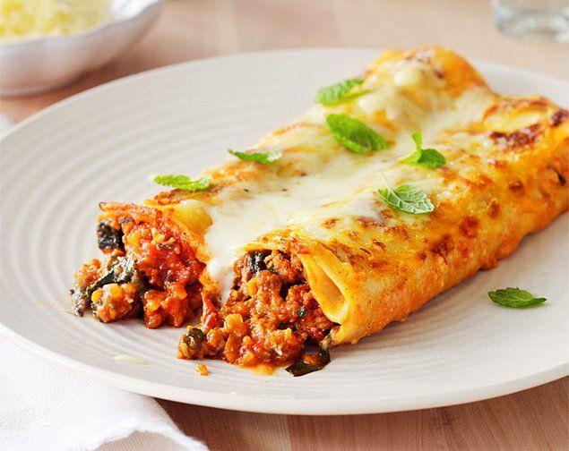 Varsa yoksa bu hamur işi İtalyan mutfağında var be güzel kardeşim!