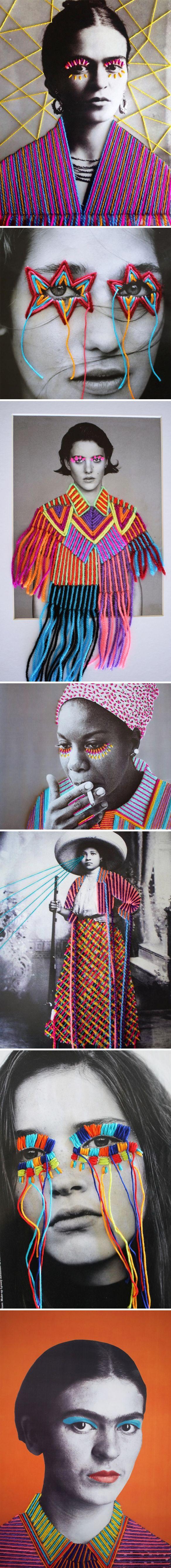 embroidery by victoria villasana