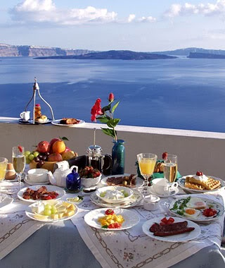 The Captain's House, Santorini: Hotel