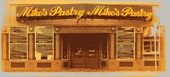 Mike's Pastry in the North End, Boston, Massachusetts