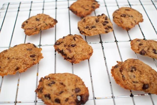 #frabloggerne - her får du det siste fra de beste norske matbloggerne: vegetarbloggen - Chocolate chip cookies - Godt.no - Finn noe godt å s...
