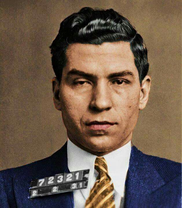 310 Best Gangsters Charley Quot Lucky Quot Luciano Images On