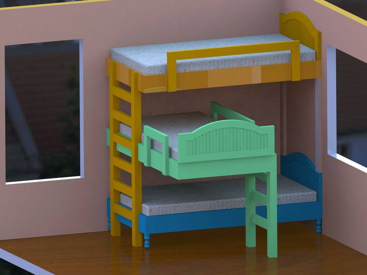 1000 Images About Bunk Beds On Pinterest My Boys